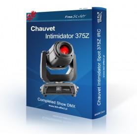 Chauvet Intimidator 375Z - SHOW DMX