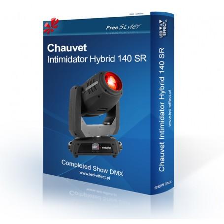 Chauvet Intimidator Hybrid 140SR - SHOW DMX