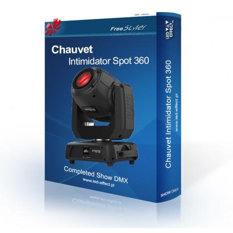 Chauvet Intimidator Spot 360 - SHOW DMX
