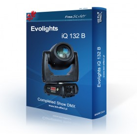 Evolights iQ-132 B - SHOW DMX