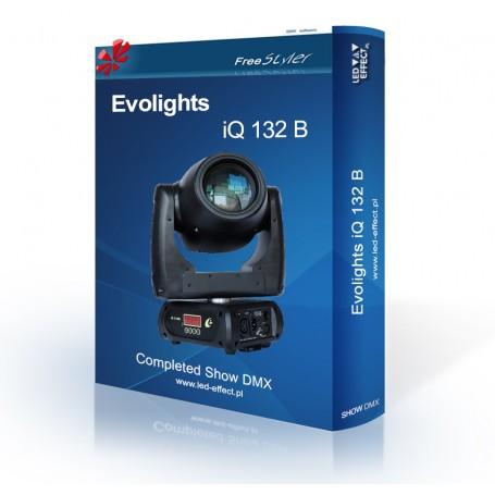 Evolights iQ-132 B - SHOW DMX