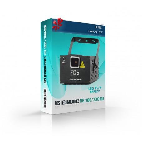 FOS Technologies Laser FOS 1000 / 2000 RGB