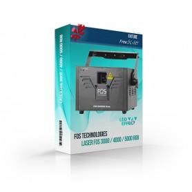 FOS Technologies Laser FOS 3000 / 4000 / 5000 RGB