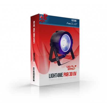 Light4me PAR 30 UV