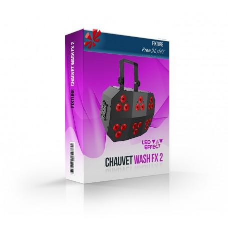 Chauvet Wash FX 2