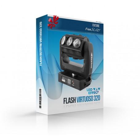 Flash-Butrym VIRTUOSO 320