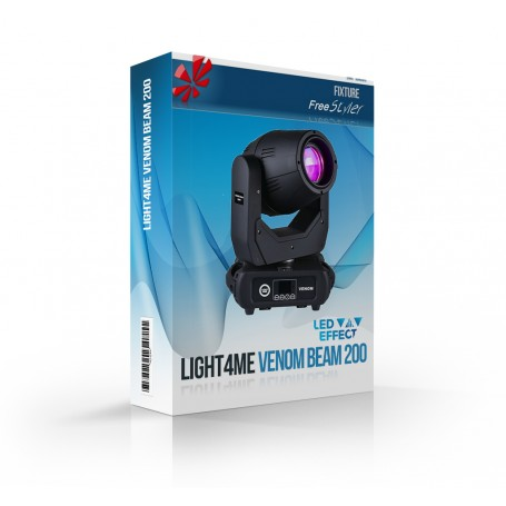 Light4me Venom Beam 200