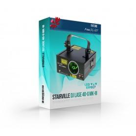 Stairville DJ Lase 40-G MK-III