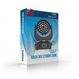 Wash 36x12 RGBW ZOOM
