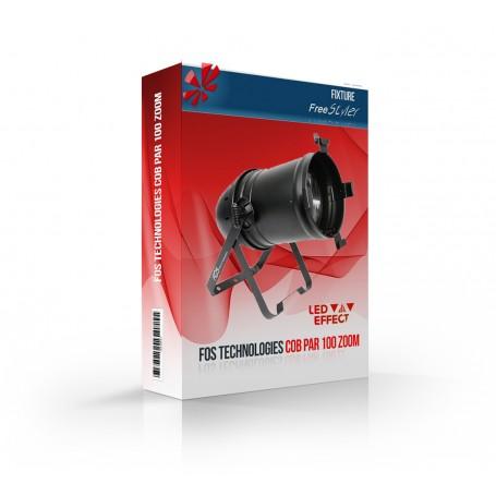 FOS Technologies COB Par 100 Zoom