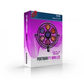 Portman P1 mini LED