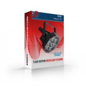 Flash PAR 56 SLIM 7x10 RGBW (Aura)