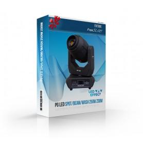 PG LED SPOT/BEAM/WASH 250W ZOOM