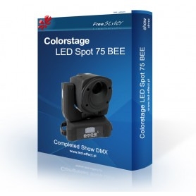 Colorstage Spot 75 BEE - SHOW DMX