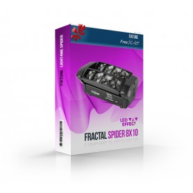 Fractal SPIDER 8x10