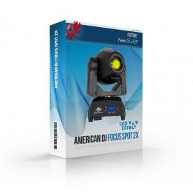 American DJ Focus Spot 2X