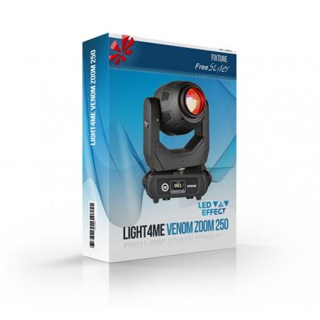 Light4me Venom Spot ZOOM 250