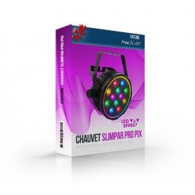 Chauvet SlimPAR Pro Pix