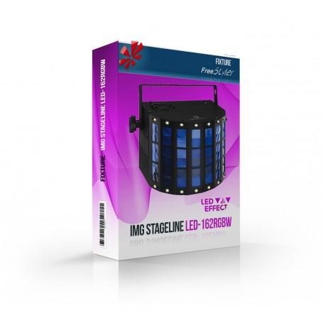 IMG Stageline LED-162RGBW