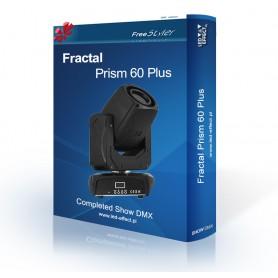 Fractal Prism 60 PLUS- SHOW DMX