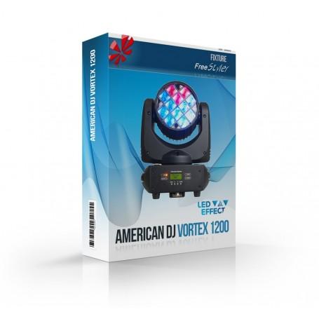 American DJ Vortex 1200