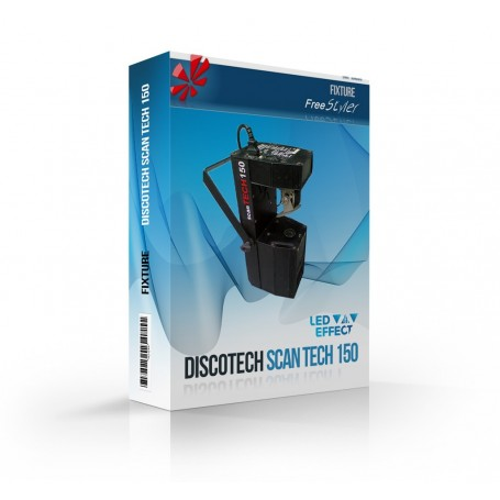 DiscoTech Scan Tech 150 / Roll Tech 150