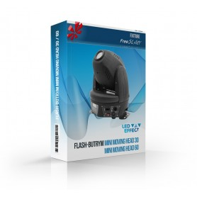 Flash Mini Moving Head 30 / 60