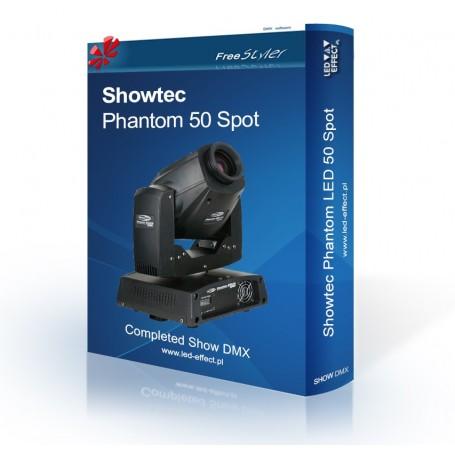 Showtec PHANTOM 50 Spot Show DMX