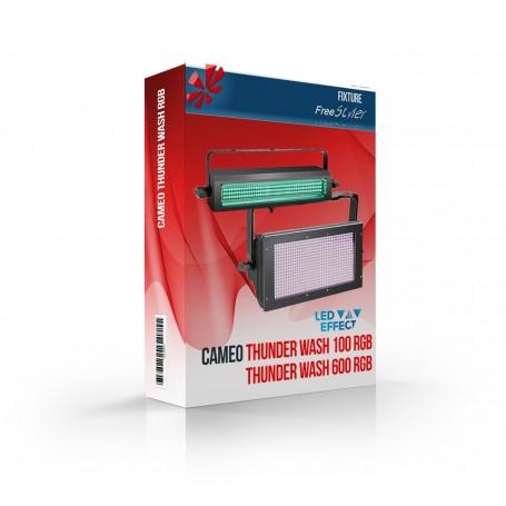 Cameo THUNDER WASH 100 / 600 RGB