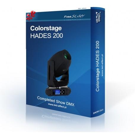 Colorstage HADES 200 SHOW DMX